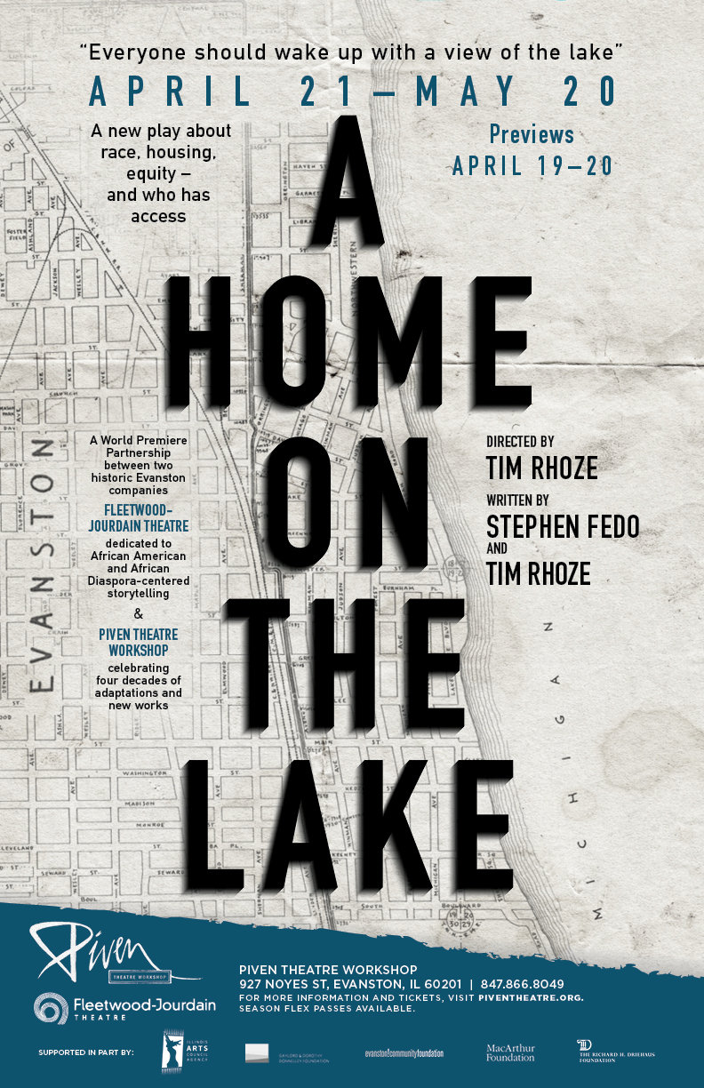 A Home on the Lake Theatre Production