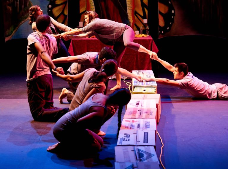 Immigration & Theatre