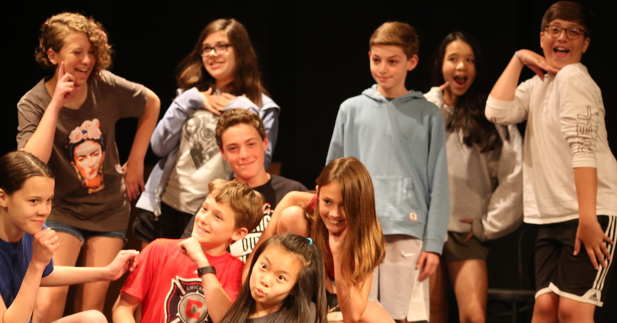 Youth Summer Camps - Piven Theatre - Youth Summer Theatre Camp